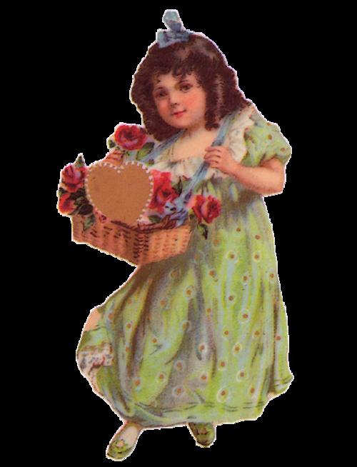 Saint valentin( vintage )1