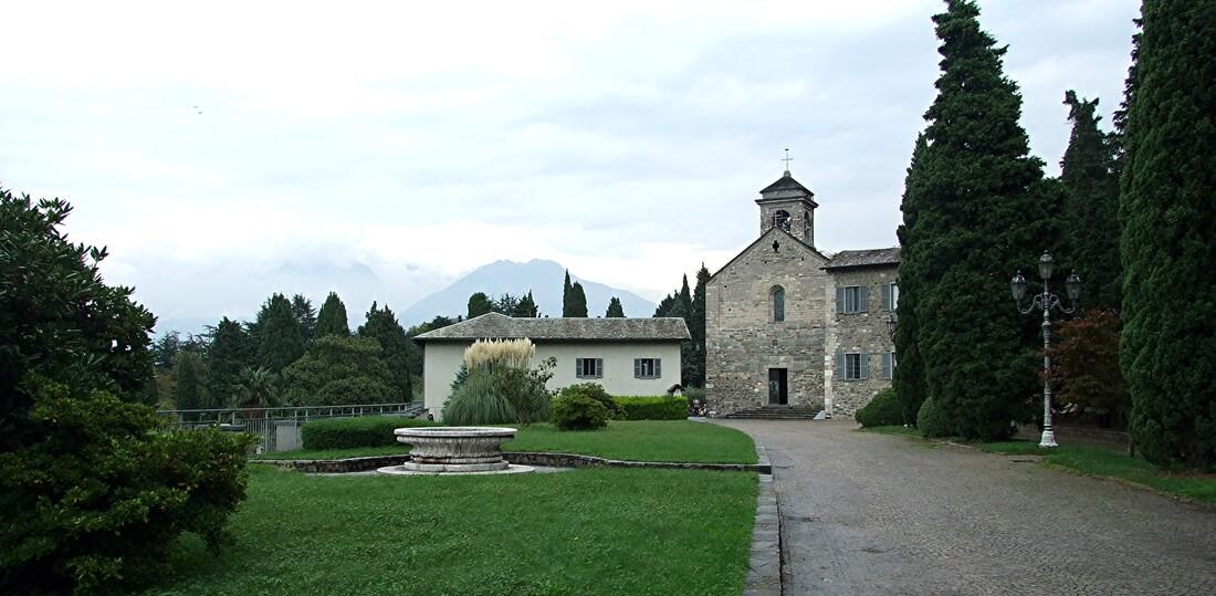 4-L'abbaye de Piona