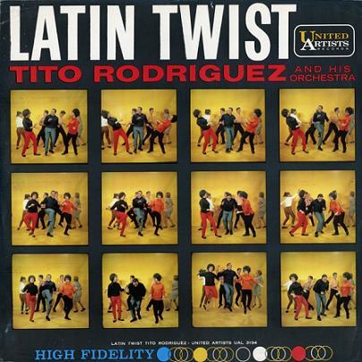 Tito Rodríguez and His Orchestra - Tabu (Taboo)