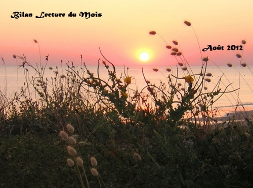 Bilan Lecture du Mois (08/2012)