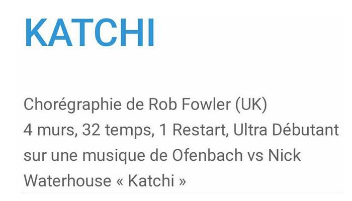 KATCHI -OFENBACH
