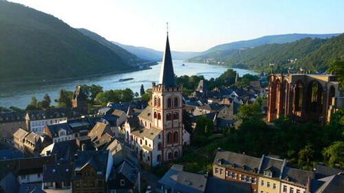 Vos prochaines vacances au fil du Rhin