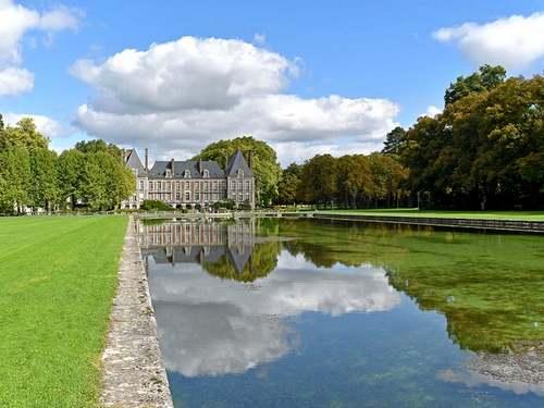 Le château de Courances (Essonne)