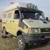 Mali Position camion pour la douche
