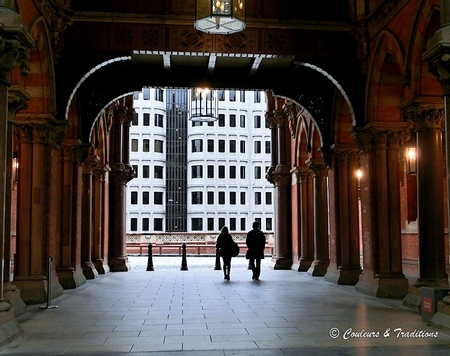 London St Pancras