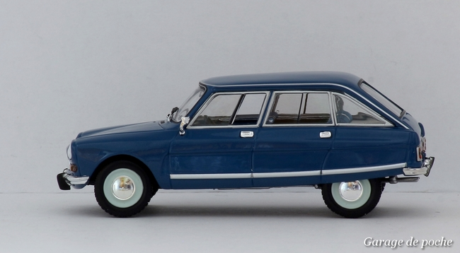 Citroën Ami 8 berline 1969