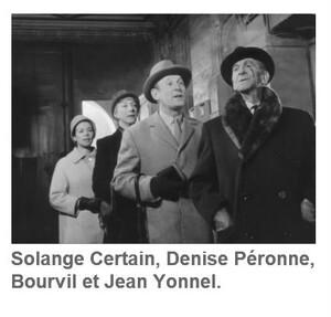 Un drôle de paroissien (1963)