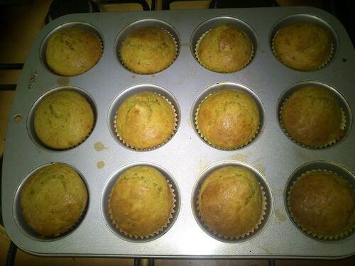 Cupcakes coco/choco pour les amateur de chocolat ^^