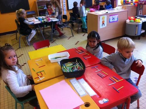 Ateliers en maternelle