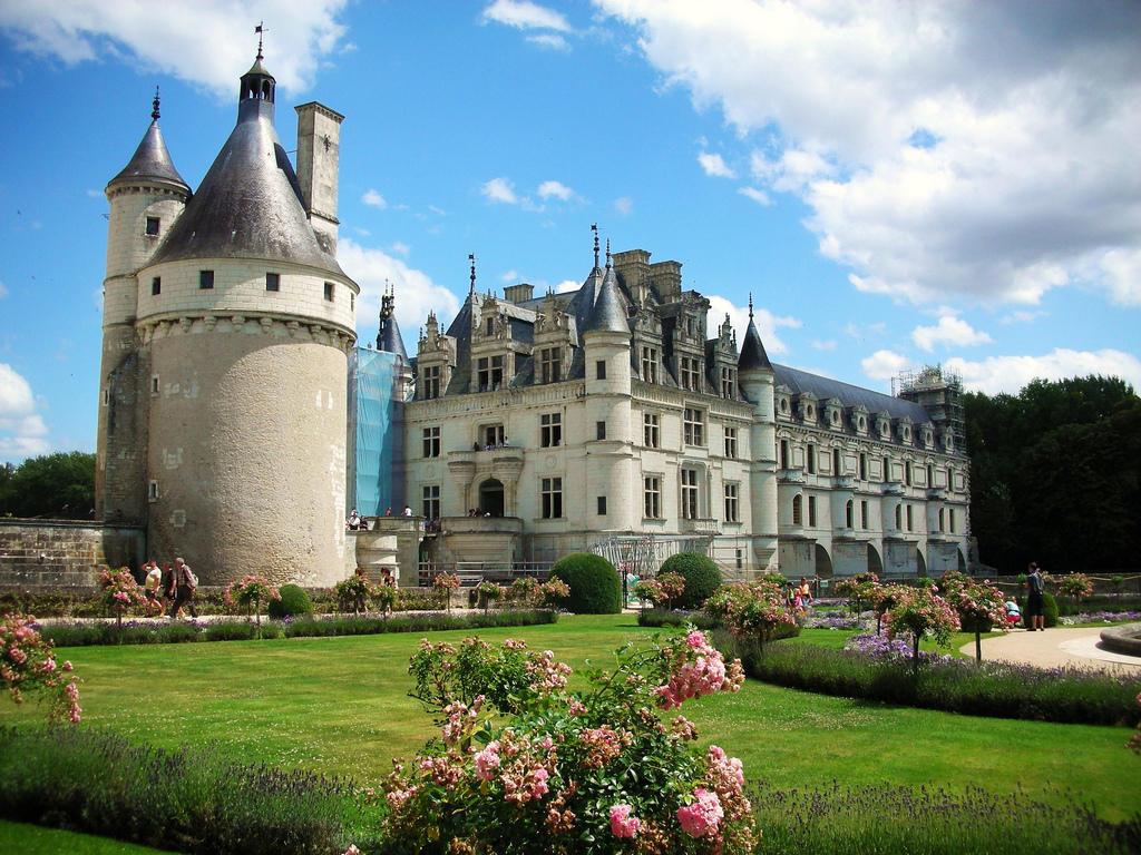 Chateau de la loire 2 Chenonceau