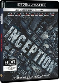 [Test 4K Ultra HD] Inception