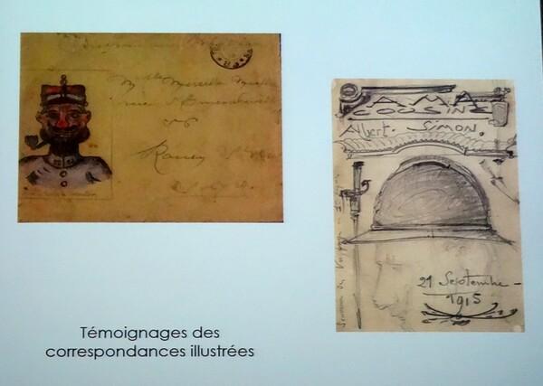 """La grande Guerre en toutes lettres et courriers insolites"""", une conférence de Pierre-Stéphane Proust"""