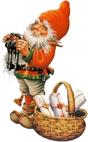 Petits Personnages de Noël Série 2