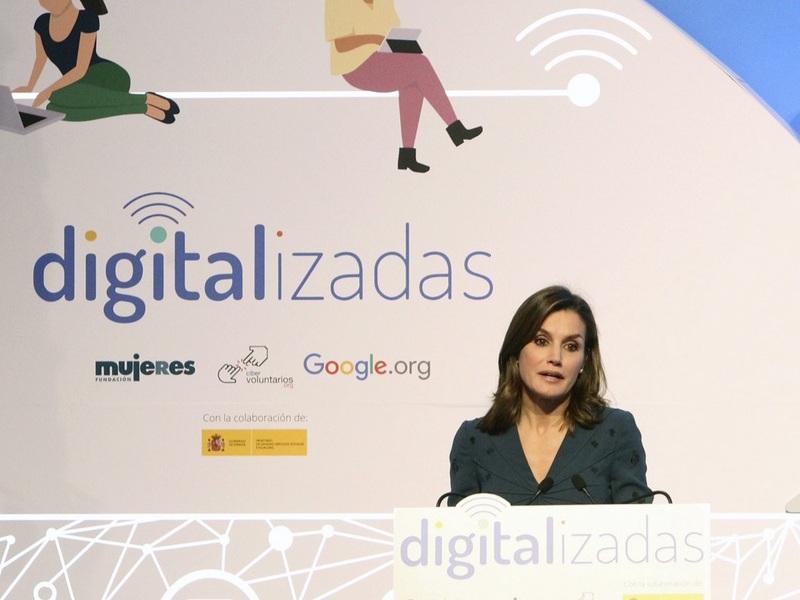 """Presentación del proyecto """"Digitalizadas"""""""