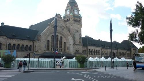 Marché de la mirabelle quartier gare (28 août 2010)