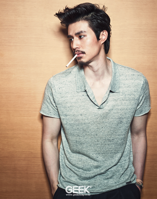 Lee Dong Wook pour Geek