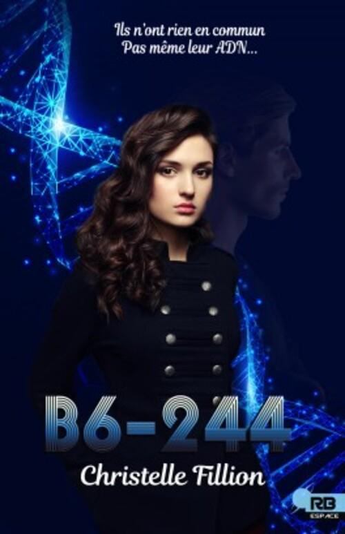 """""""B6-244"""" un très bon roman de science-fiction où l'amour vient à bout des différences."""