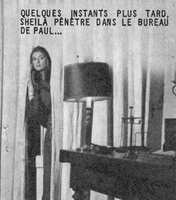 UNE HOTESSE NOMMEE SHEILA / N°7