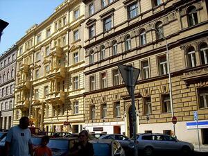 Prague, série 1