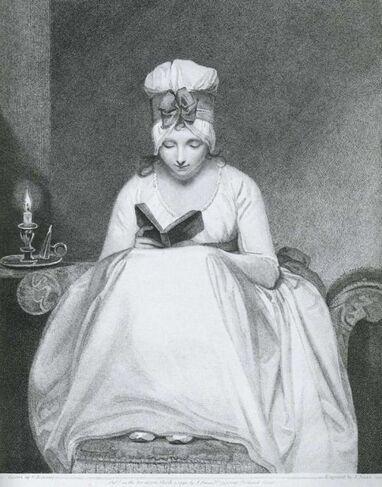 Les femmes  lisant - Dessins