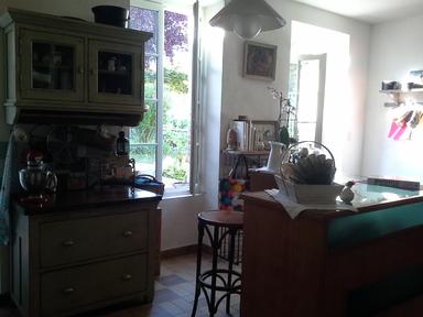 Réorganisation de la cuisine