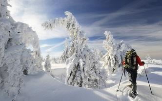 Le ski ce sera raquettes et le soir raclette !!!