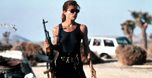 Top 10 Badass Chicks in Movies (Avis personnel)