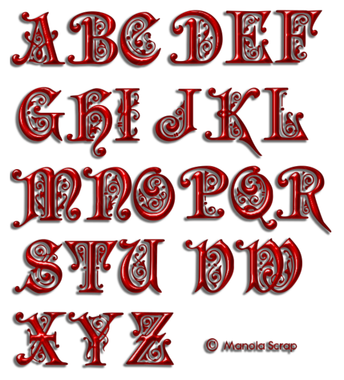 Alphabets page 12