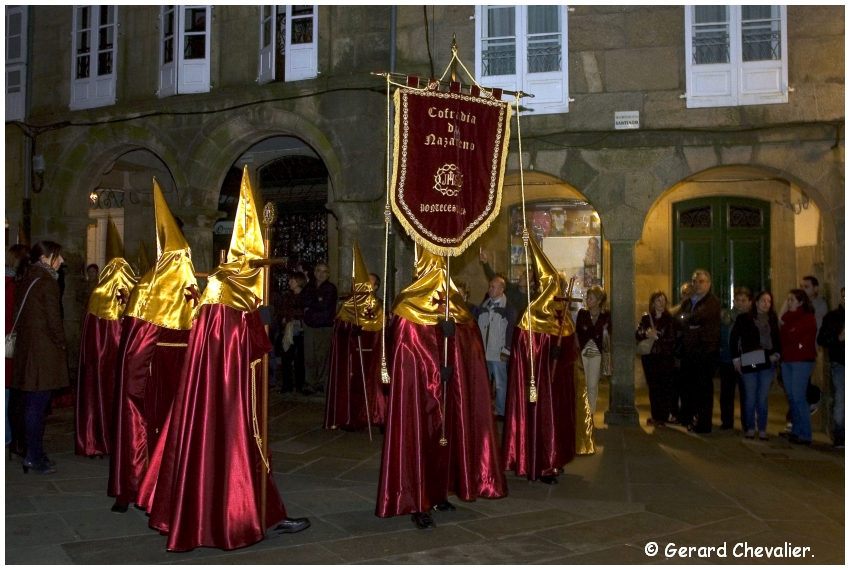 Santiago de Compostela - La Semaine Sainte 5