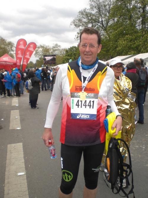 Marathon de Paris - Dimanche 15 avril 2012