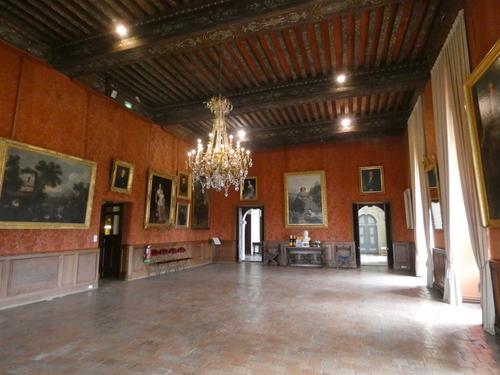 Le château de Brissac ( 2 )