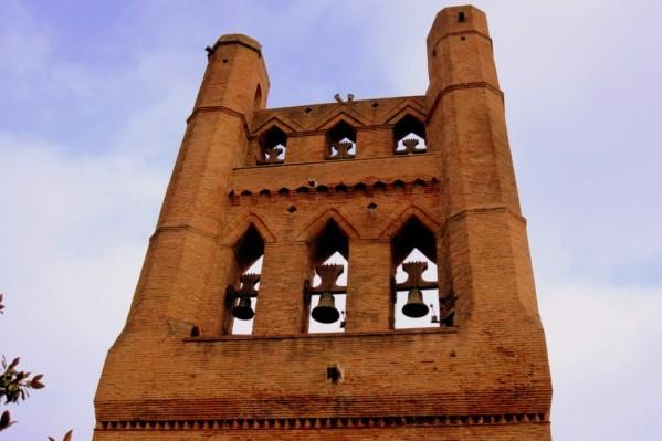 N02 - Le clocher mur