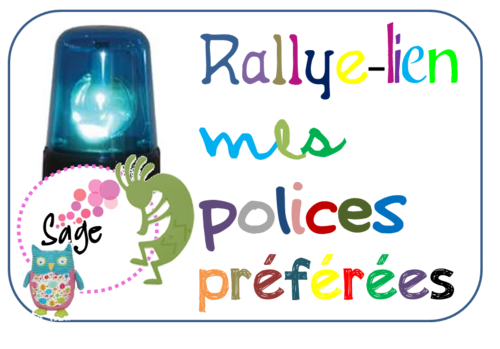 bouton polices
