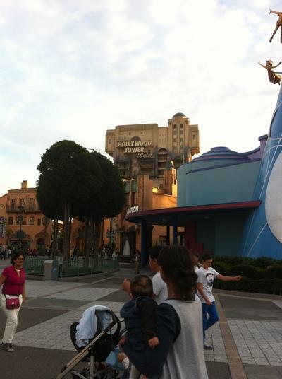 Ma journée à la Disneyland du week-end dernier