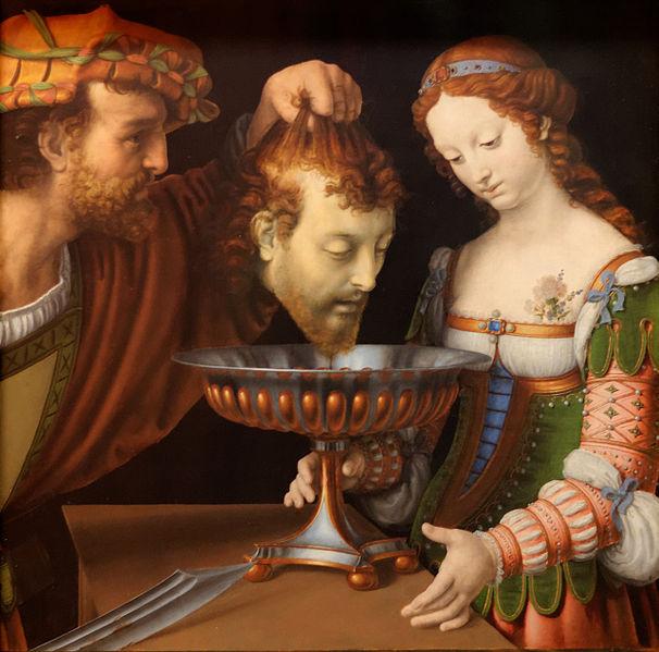 Salomé, fille d'Hérodiade