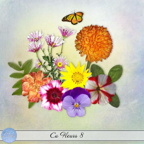 CU Fleurs 8