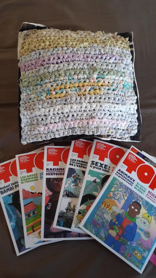 Vous connaissez la revue TOPO ?