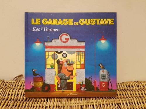 Le garage de Gustave.