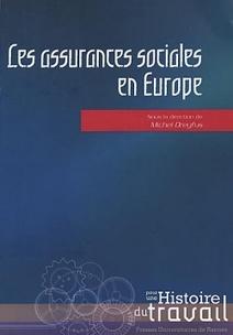 Les assurances sociales en Europe - sous la direction de  Michel Dreyfus