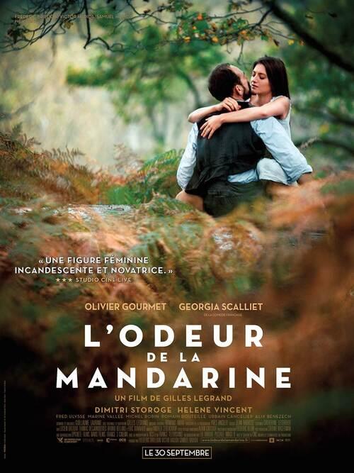 L'ODEUR DE LA MANDARINE, le 30 septembre 2015 au cinéma ! Le casting vous présente une histoire d'amour au-delà des conventions dans une featurette exclusive !