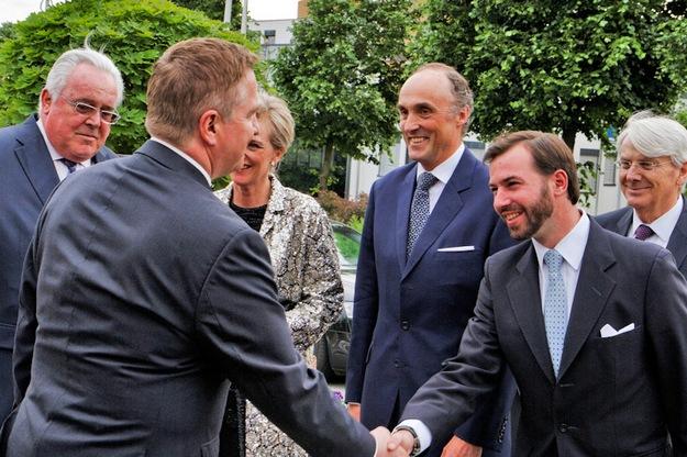 Union Royale Belge Luxembourg - 100ème anniversaire