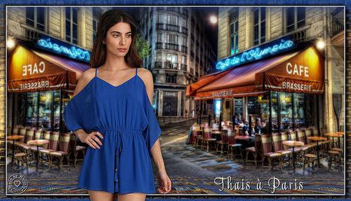 Thais à Paris