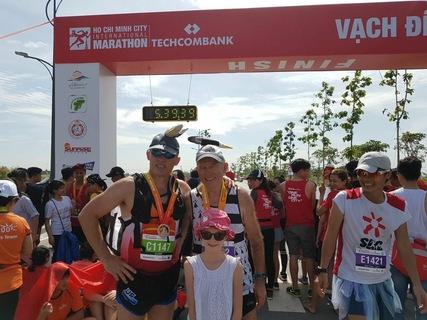 Marathon Ho Chi Minh City (Vietnam) - Dimanche 26 novembre 2017