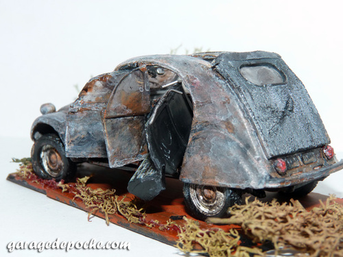 CITROËN 2CV EPAVES