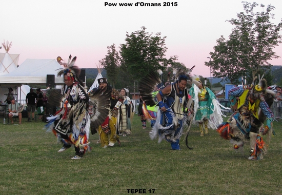 inter tribal dance