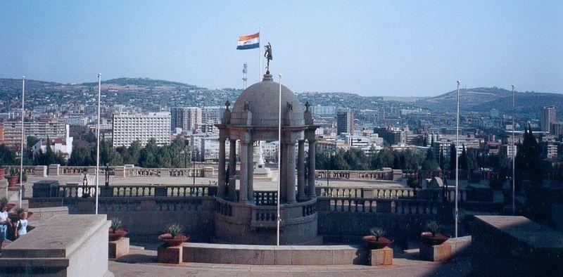 Blog de lisezmoi : Hello! Bienvenue sur mon blog!, L'Afrique du Sud  : -Prétoria -