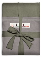 olive poche gris