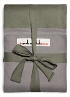 olive poche gris