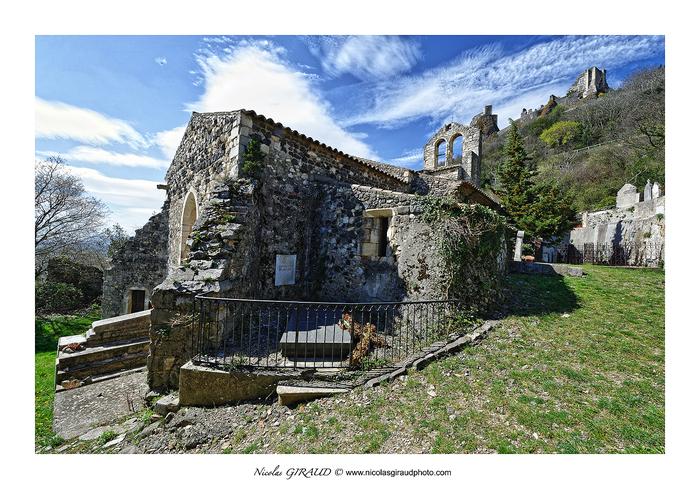 Rochemaure au coeur de la Vallée du Rhône...