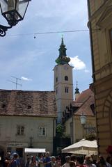 ZAGREB - EGLISE SV MARIJE DOLAC